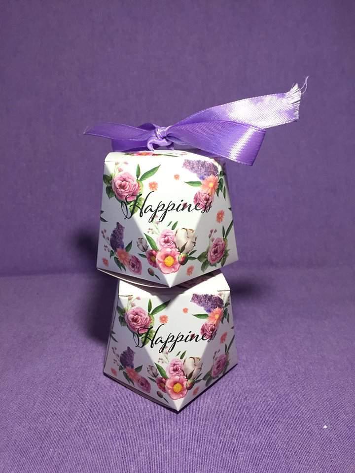 Multicolor ajándék doboz