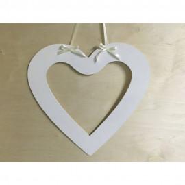 Fehér szív