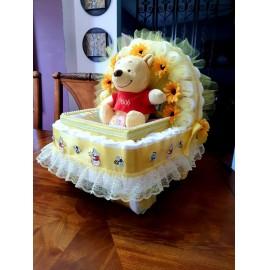Babakocsi Pelenka torta
