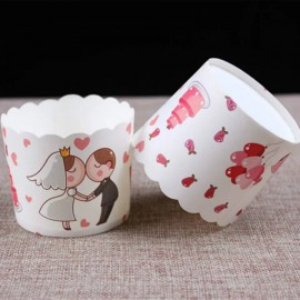 Muffin doboz esküvőre